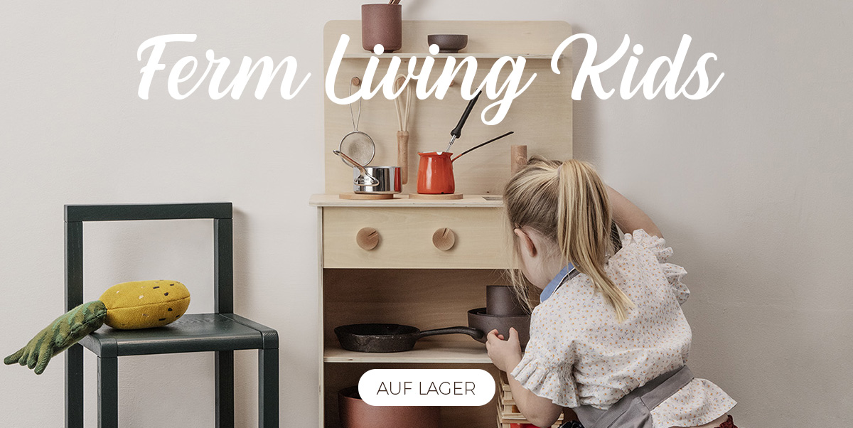 Ferm Living Kids - Spielküche aus holz