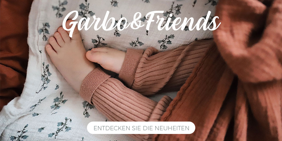 Garbo&Friends - Betttäsche für Kinder
