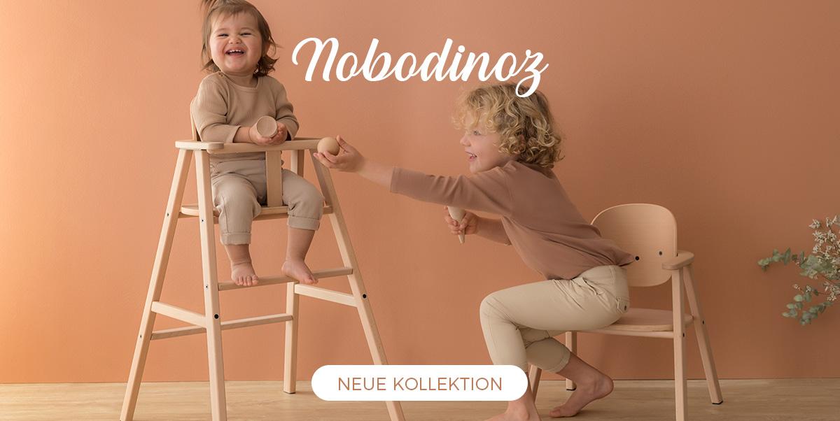 Nobodinoz - Neue Kollektion Growing Green