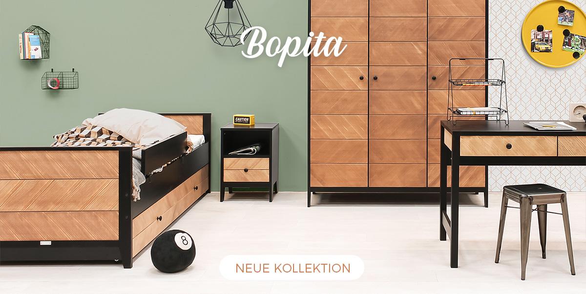 Bopita - Babybett, Kinderbett, Kindermöbel