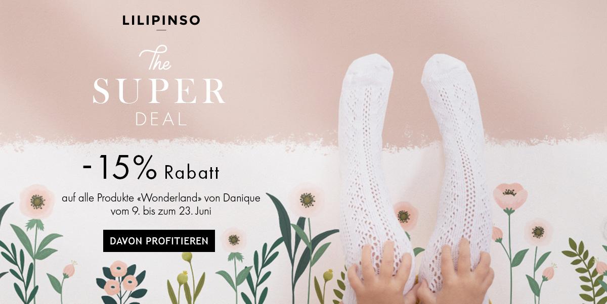 Lilipinso - Rabattaktion