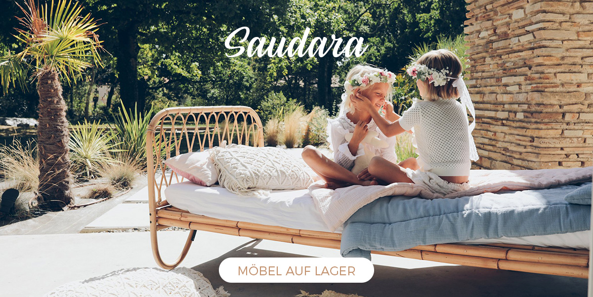 Saudara - Möbel aus rattan für Kinder