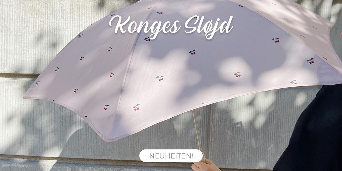 Konges Sløjd - Kinderregenschirm