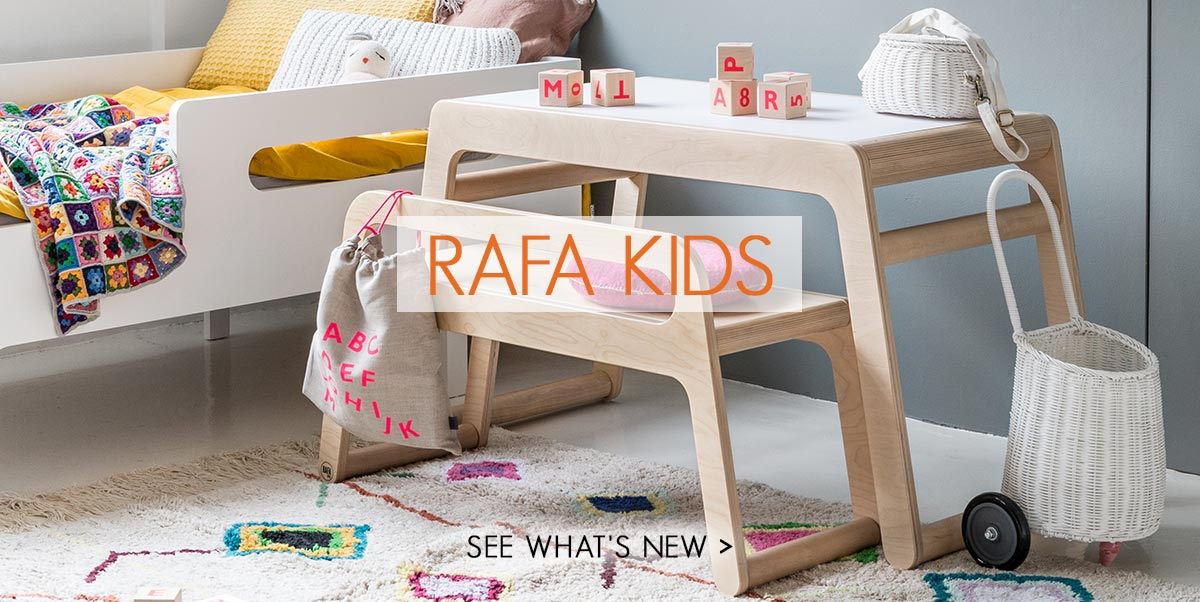 RaFa Kids - Design and clever kid's furniture