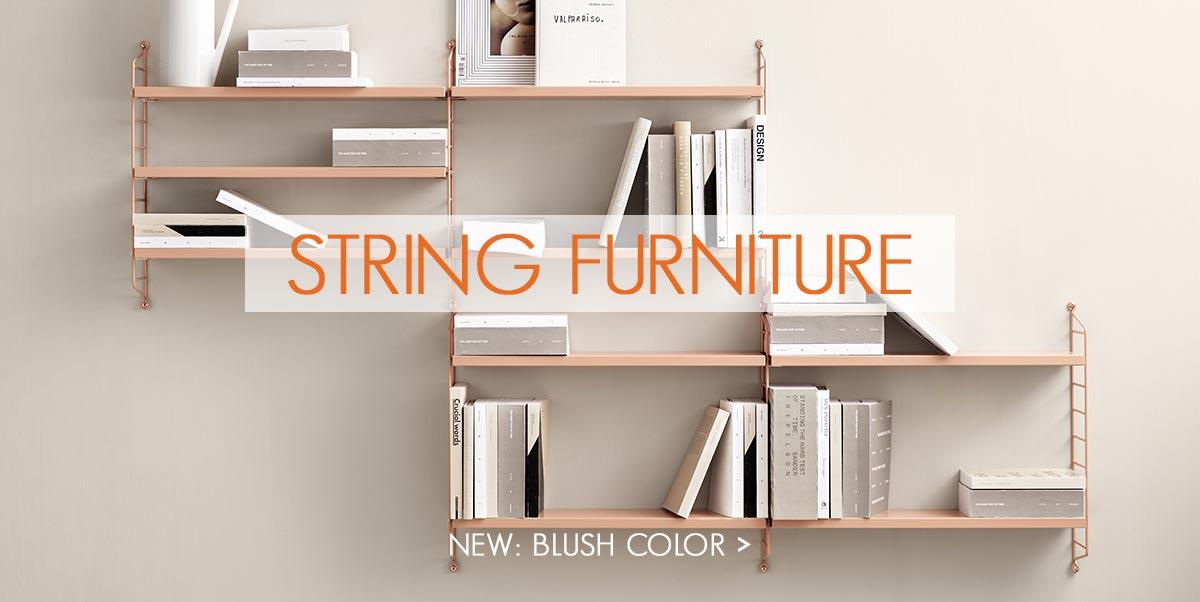 String Furniture - New Blush color