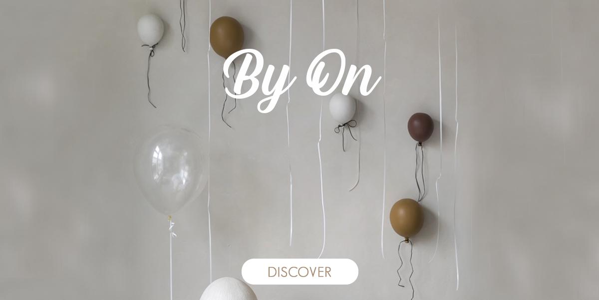 ByON - Ceramic Ballon Walldecor