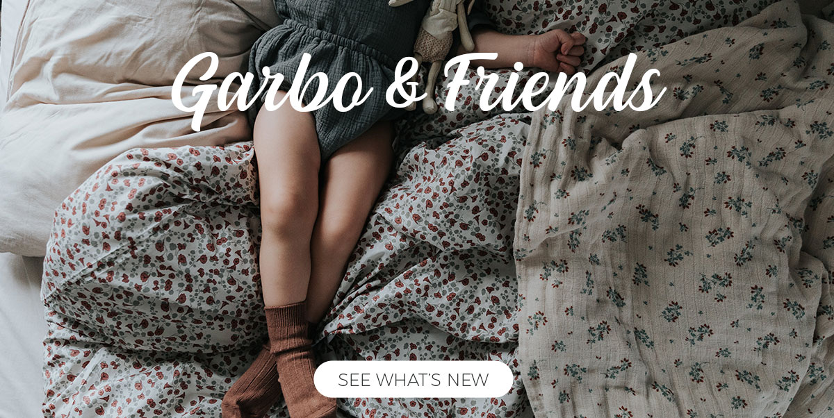 Garbo&Friends - Bedlinen and textile for kids