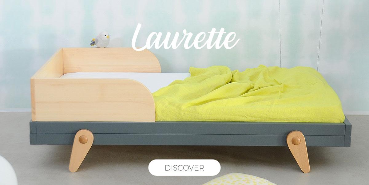 Laurette - Vintage furniture for kids