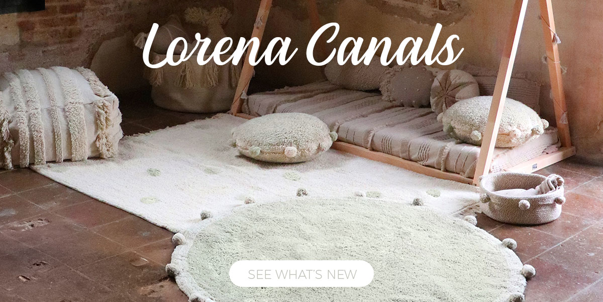 Lorena Canals - Rugs for kids, washable rugs, cotton rugs