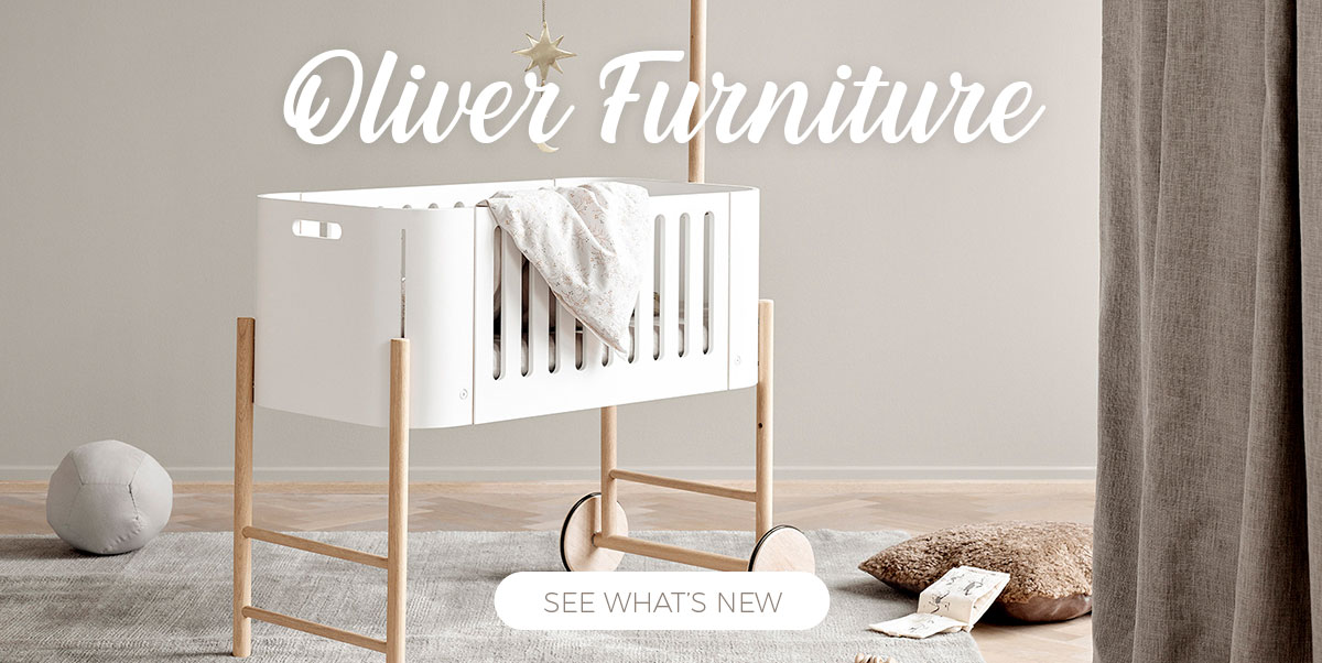 News from Oliver Furniture - Co-sleeping Cradle