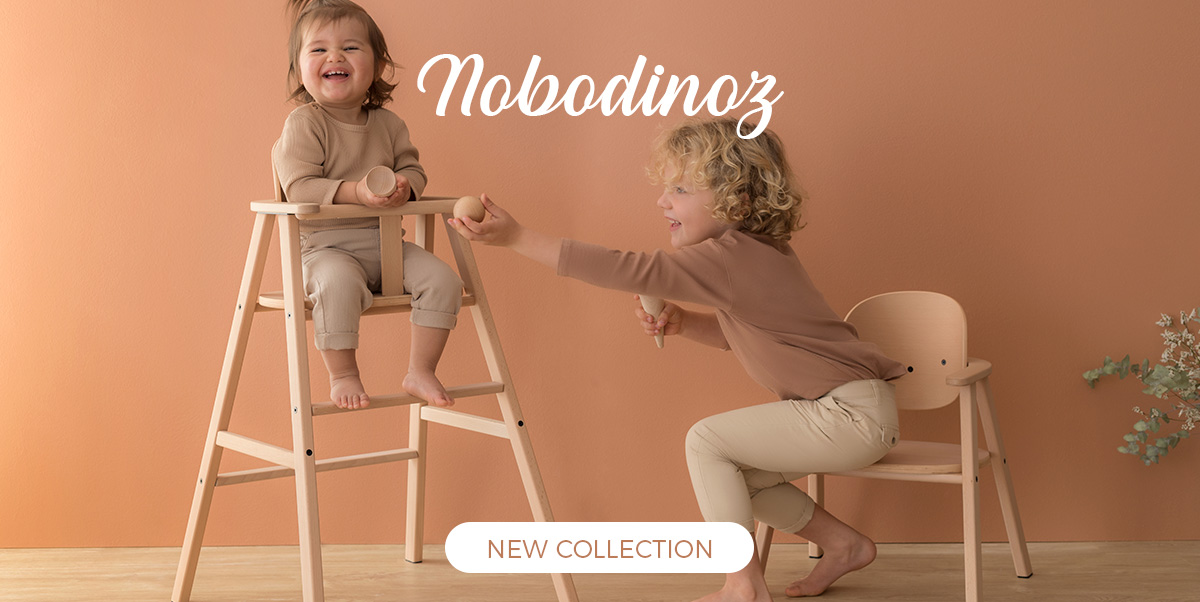 Nobodinoz - Baby Collection Growing Green