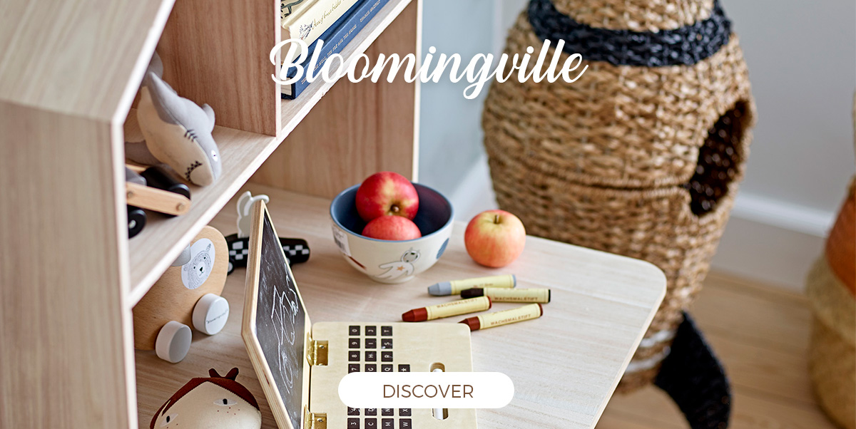 Bloomingville - Scandinavian Kid's Decoration
