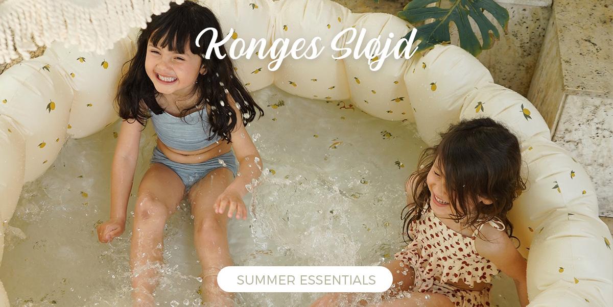 Konges Sløjd - Pools for Kids, Swin Rings, Armbands