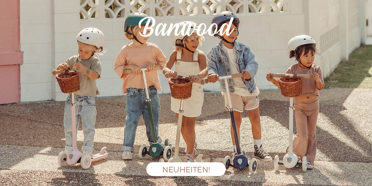 Banwood - New scooters