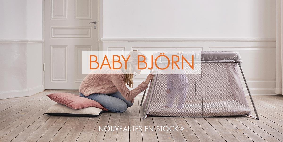 Baby Björn - Porte bébé, transats et lits de voyage