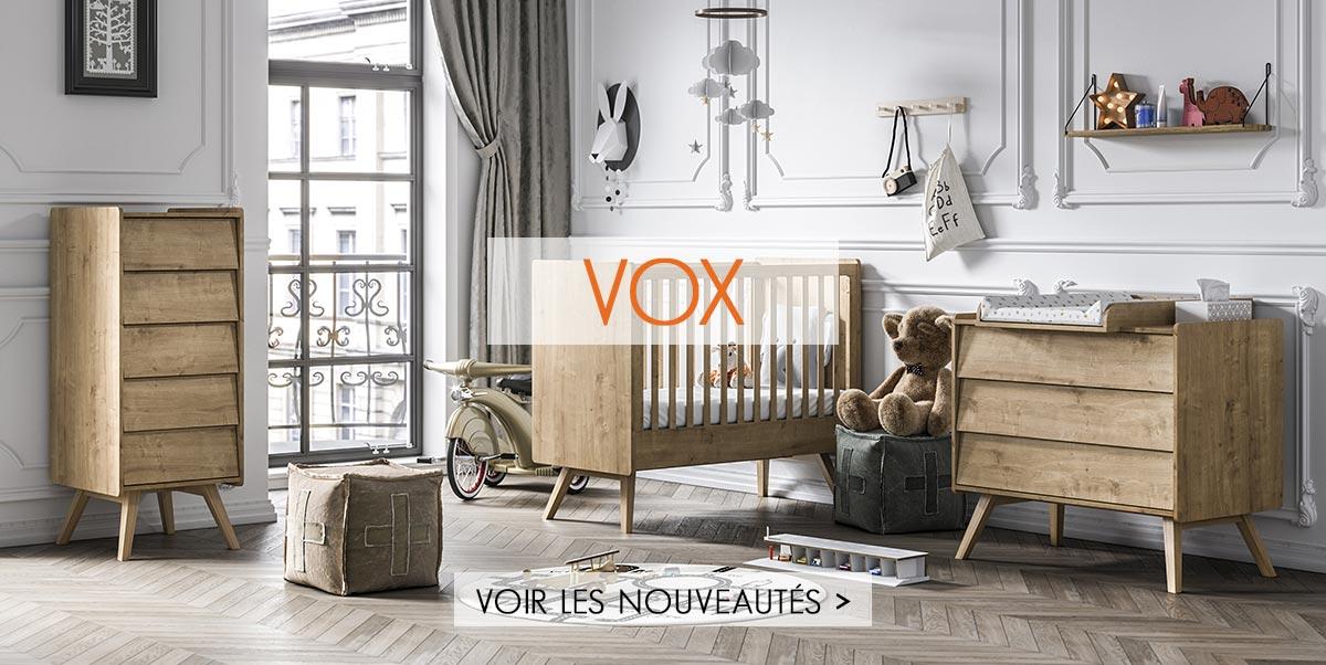 Vox - Chambre bébé design