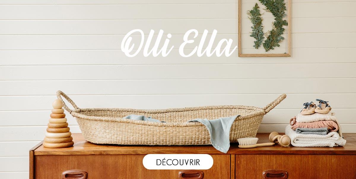 Olli Ella - Panier à langer et accessoires enfant