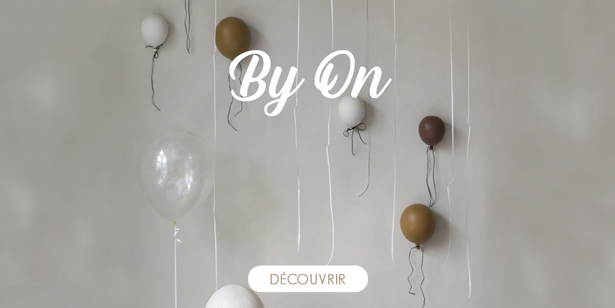ByON - Décorations murales ballon en céramique