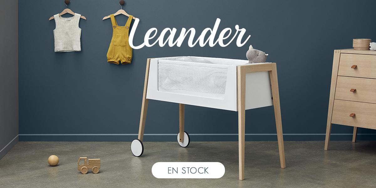 Leander - Berceaux cododo en stock