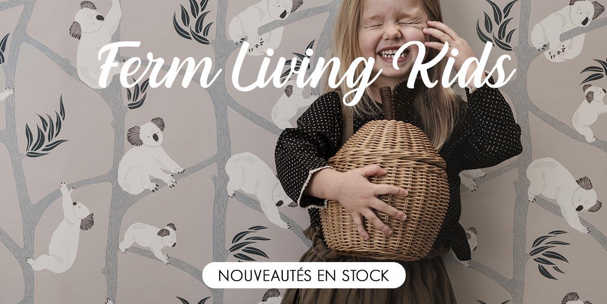 Ferm Living Kids - Décoration scandinave pour enfant