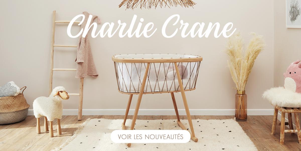 Charlie Crane - Berceau bébé Kumi