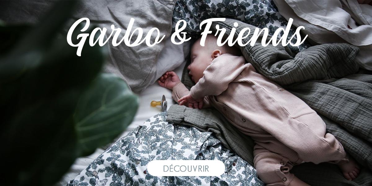 Garbo & Friends - Découvrez les nouveaux motifs