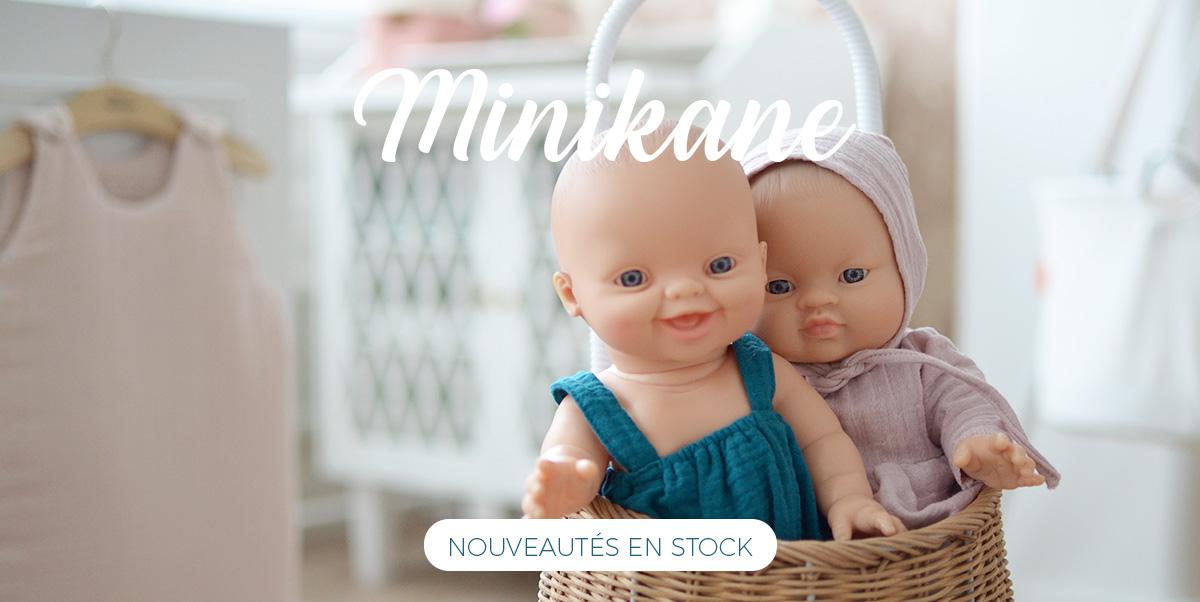 Minikane - Poupées et Poupons Paola Reina