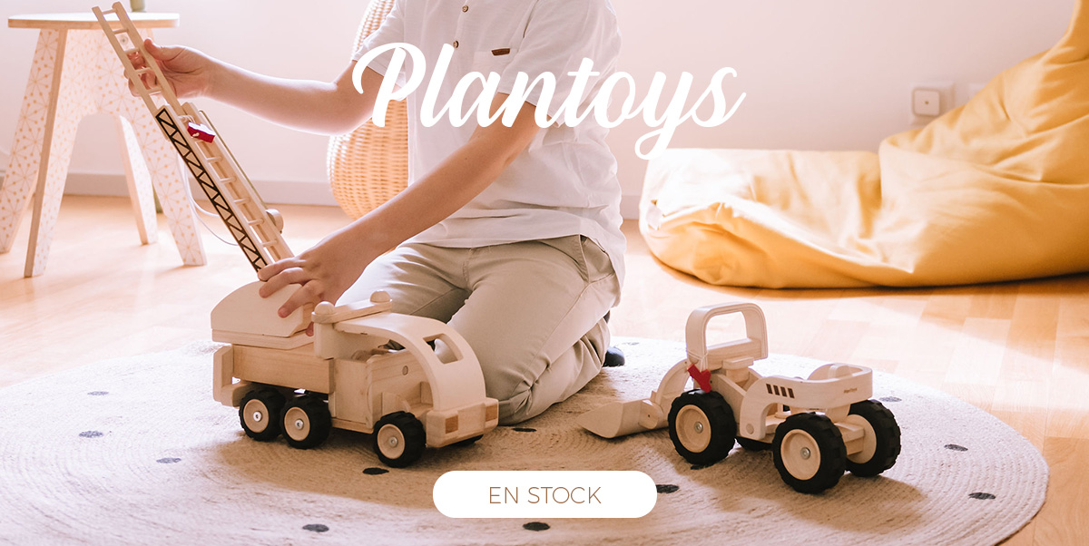 Plantoys - Jouets en bois éco-responsables