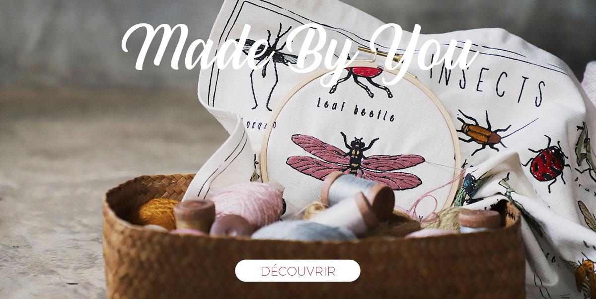 Made by You - Kits DIY pour enfant par Numéro 74