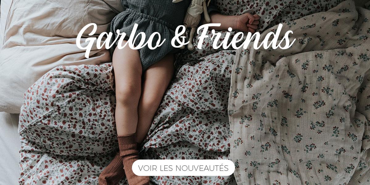 Garbo&Friends - Textile scandinave pour enfant