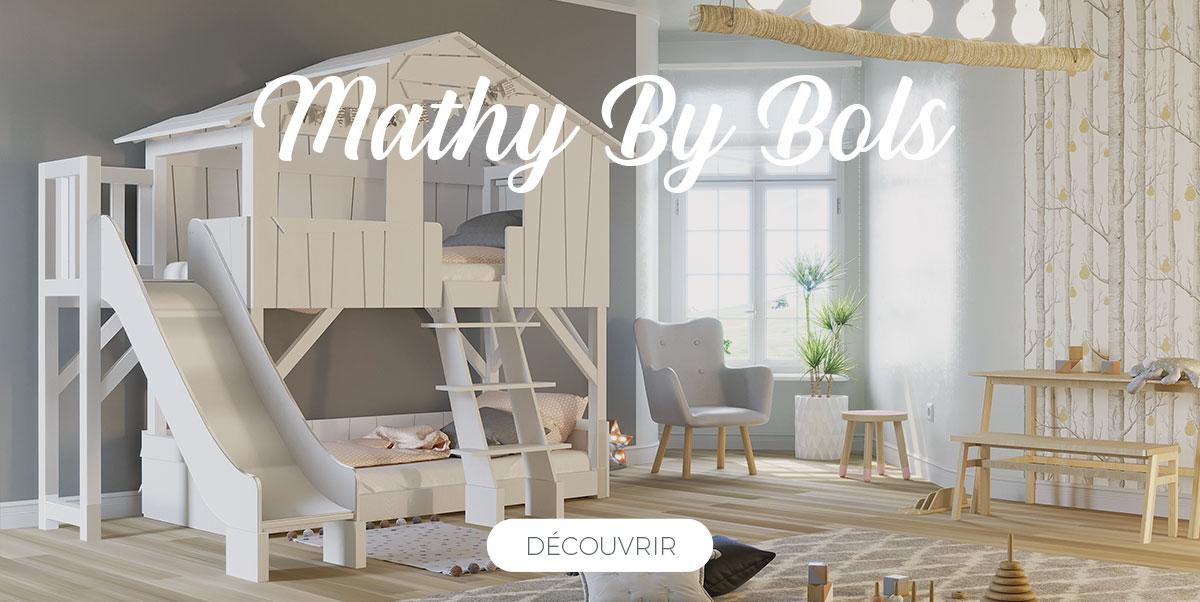 Mathy By Bols - Lits Cabanes pour enfant