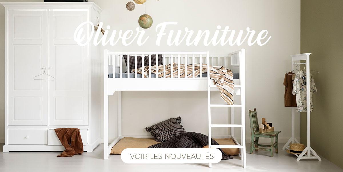 Oliver Furniture - Mobilier scandinave pour enfant