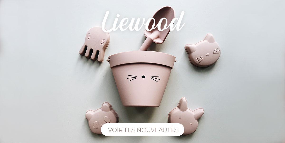 Liewood - Jouets pour enfant, set de plage, set de jardinage