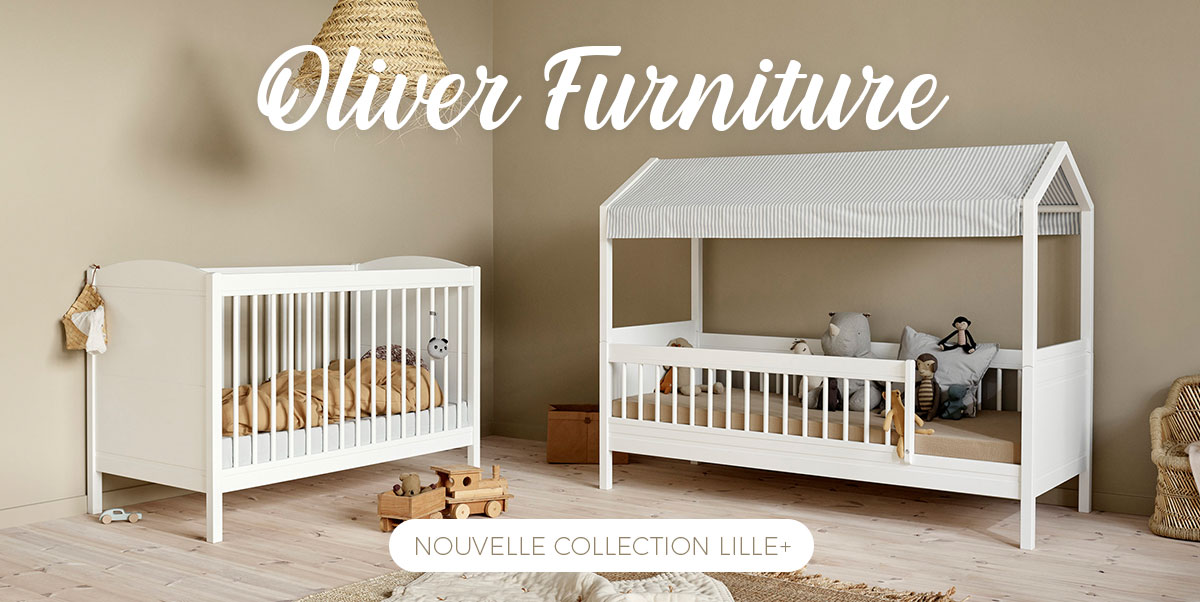 Oliver Furniture - Nouvelle collection Lille+