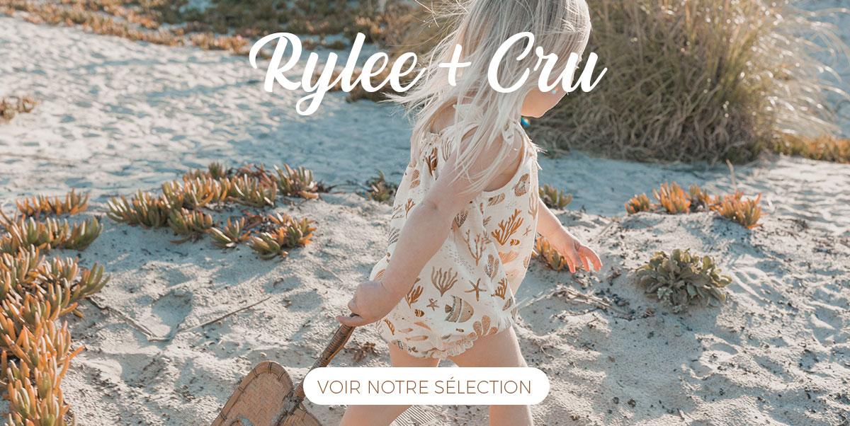 Rylee + Cru - Vêtements bébé et enfant
