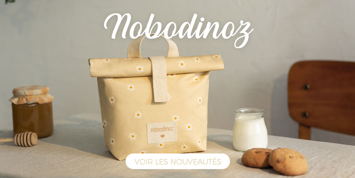 Nobodinoz - Nouvelle collection Sunshine
