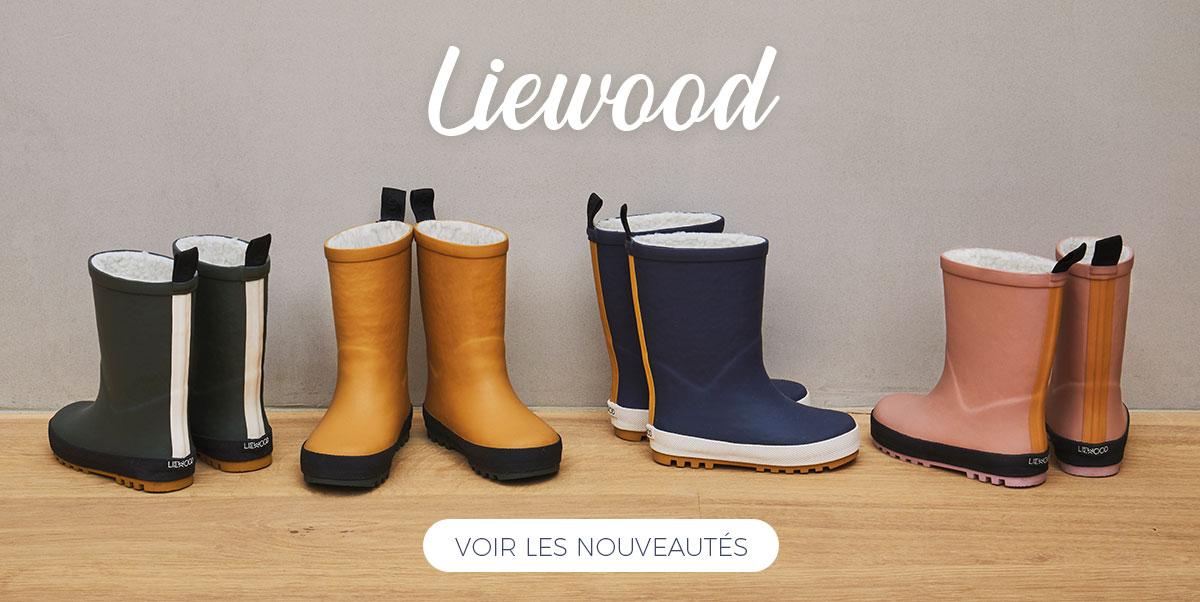 Liewood - Bottes de pluie, bonnets enfant