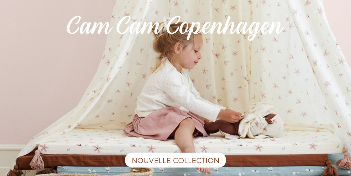 Cam Cam Copenhagen - Nouvelle collection