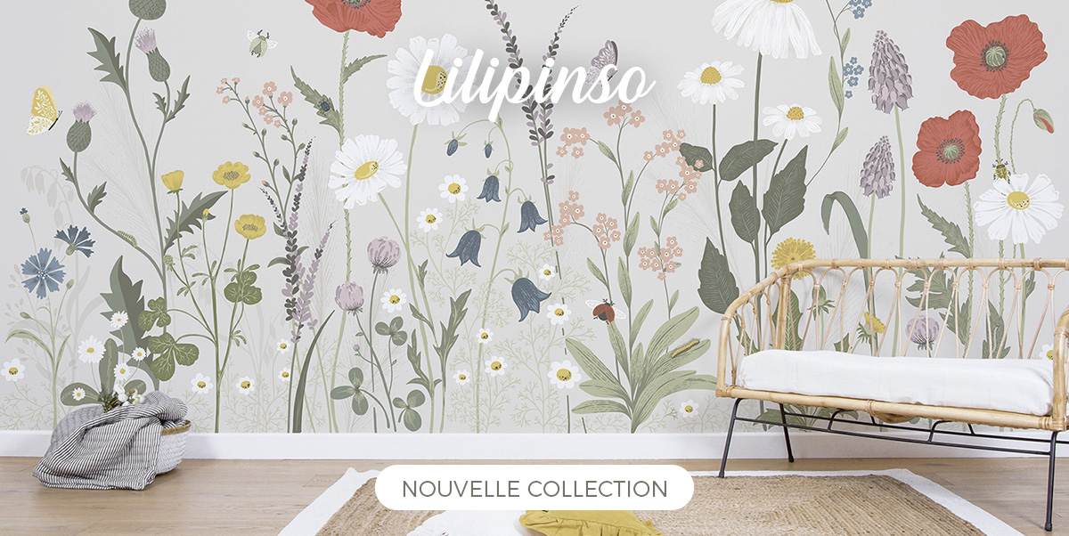Lilipinso - Affiches, Stickers, Papiers Peints, Tapis