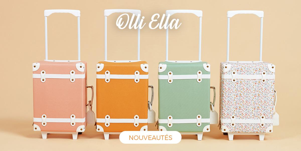 Nouveautés Olli Ella