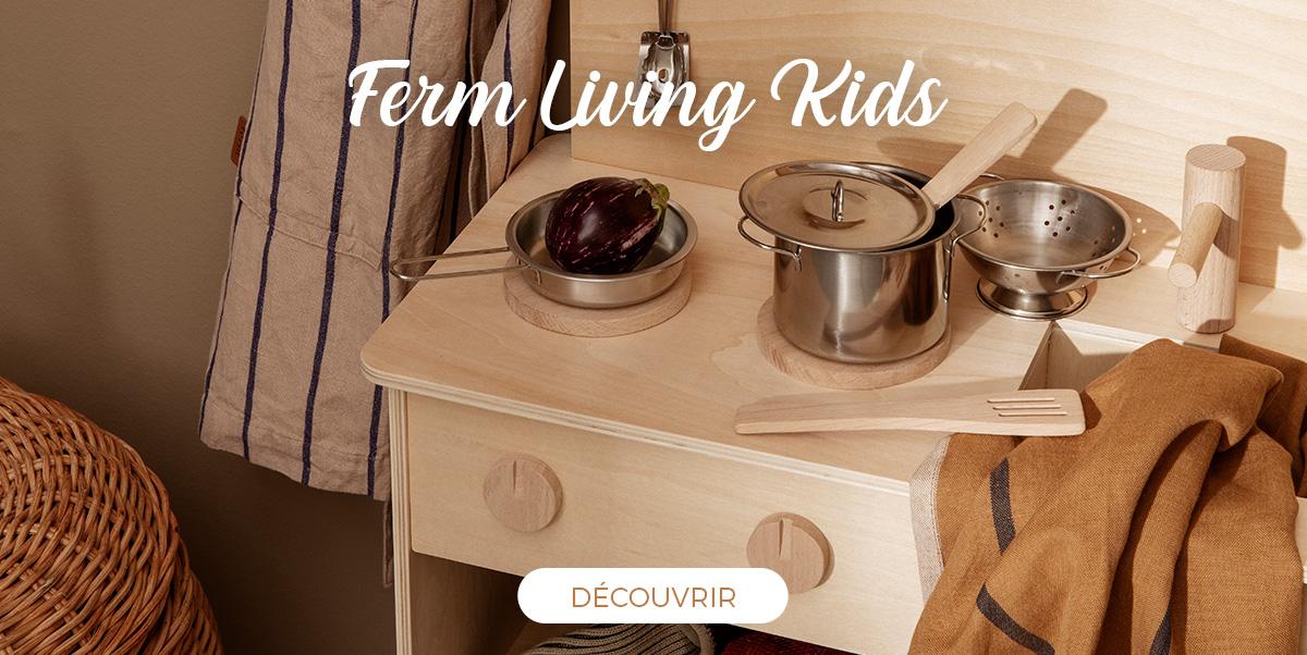 Ferm Living Kids - Jouets en bois, jouets Noël