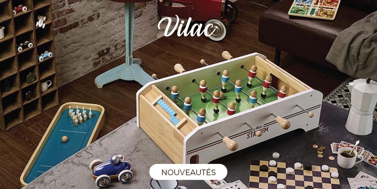 Vilac - Jeux en bois pour enfant. Idées cadeaux de Noël