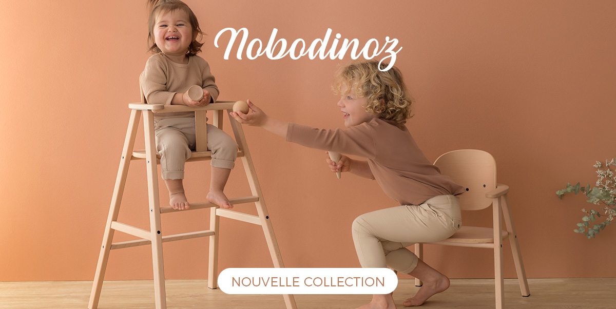 Nobodinoz - Collection bébé Growing Green
