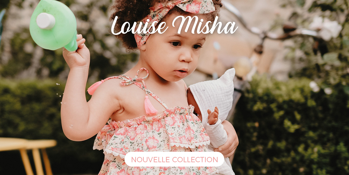Louise Misha - Collection Printemps Eté 2021