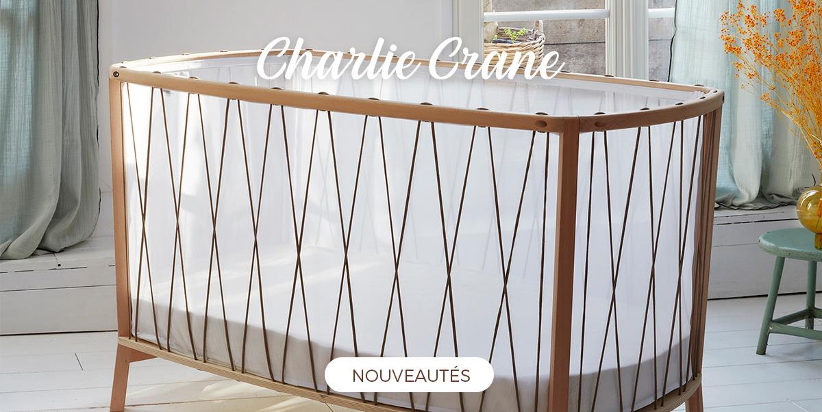 Charlie Crane - Lit bébé Kimi