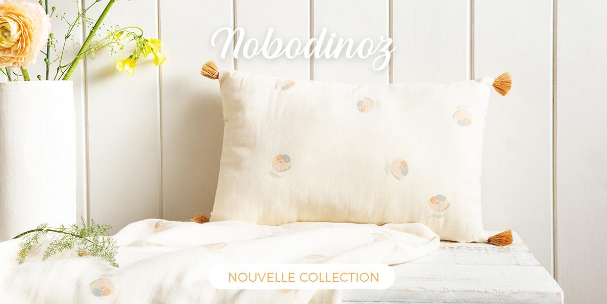 Nobodinoz - Nouvel imprimé Blossom