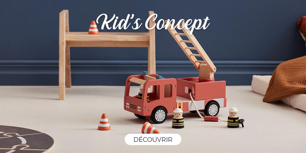 Kid's Concept - Jouets en bois